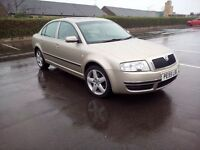 Skoda Superb Elegance Automatic Fully Loaded Superb Brilliant Drives Full Service History Hpi Clear