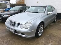 Mercedes c200 cdi 2.1 diesel se auto automatic aylsham rd cars