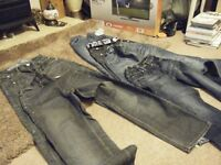 Boys jeans - 6 pairs - aged 10/11