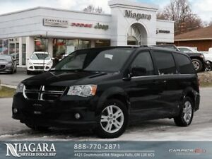 2017 Dodge Grand Caravan GT | LEATHER | REM START/POWER DOORS |
