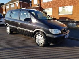 FIRST COME AND ALL THAT !!!!! 2003 ZAFIRA 1.6 CLUB 7 SEATER!!!