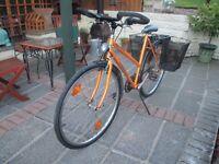 Winora Mendocino Ladies Trekking Touring Bike Hybrid Shopping Town Bicycle cost £600 & £200 Extras
