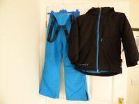 Ski Clothing - Boys Age 9-10