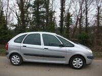 DIESEL CITROEN PICASSO ONLY 2 OWNERS FROM NEW
