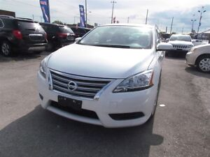 2015 Nissan Sentra 1.8 S | ONE OWNER | BLUETOOTH London Ontario image 3