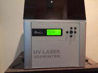 XYZ SLA 3d Printer