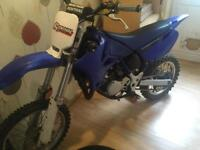 Yz85 small wheel