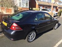 Mondeo ghia x 2.2L full leather interior,dvd player,heated seats,rear parking sensors,