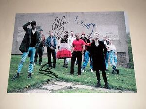 THIS IS ENGLAND 86 CAST X3 PP SIGNED 12