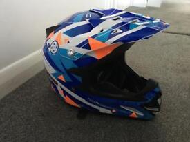 Exclusive MX Helmet