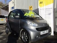 Smart Fortwo 1.0 MHD Passion 2dr, Navigation + Leather Seats