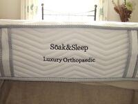 Soak & Sleep Luxury Orthopaedic Double Mattress