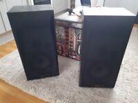 Pair of loudspeakers