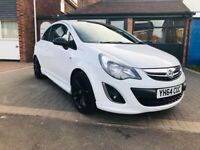 2014 64 Vauxhall Corsa D Limited Edition CDTi Top of the range rare