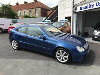 2004 54 Mercedes C220 2.2 Cdi Se *Automatic* *Full History* Broad Street Motor Co