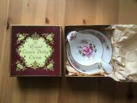 Royal Crown Derby Posies Tea Strainer