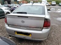 Vauxhall Vectra 3 Hatchback Tailgate in silver and other various colours ring for more info