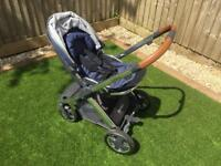 Oyster 2 pushchair suitable from birth.
