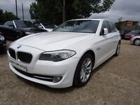 BMW 523I- 2010-Lleft hand Drive, Alpina LHD+Gulf Specification