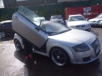 Audi TT Quattro,1781 cc Coupe,one off car,full body kit,suicide gull doors,Porsche braking system