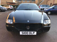 MASERATI QUATTROPORTE AB4 S-A 4.2 V8 FULL SERVICE HISTORY EXCELLENT CONIDITION
