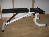 weight bench body solid