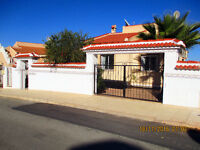 Rent Our Faboulus Private Villa in Quesada for Holiday, CostaBlanca -Spain