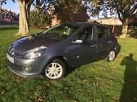Renault Clio 1.5 dci 2007 £30 year tax