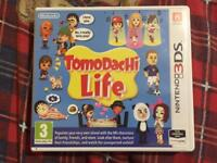 Tomodachi Life Nintendo 3DS Game