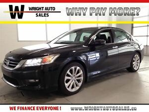 2014 Honda Accord TOURING| NAVIGATION| LEATHER| SUNROOF| 41,756K