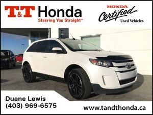 2013 Ford Edge **C/S**SEL - NAVI, Back Up Camera, One Owner