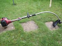 petrol Grass Trimmer / Strimmer 33cc , Challenge Xtreme , it has not had much use