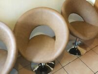 Quality contemporary dining/ bistro chairs from Dwell