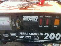 Maypole start charger