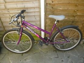 Girls / ¾ Ladies Reflex Bicycle
