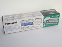 NEW UNUSED BOXED Panasonic KX-FA55X replacement film
