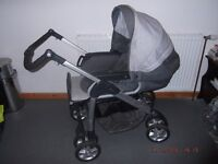 SILVER CROSS BUGGY - QUICK SALE
