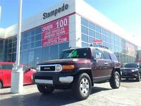 2007 Toyota FJ Cruiser OFF ROAD