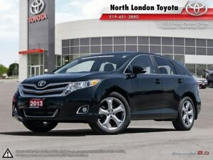 2013 Toyota Venza One Owner, Toyota Serviced