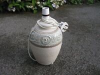 Purbeck Pottery Lamp Base