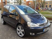 ford galaxy ghia 1.9 tdi 115BHP 6 speed manual 2006 excellent condition