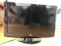 32 inch LG widescreen TV