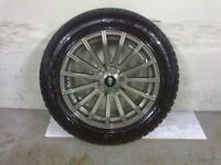 ALLOYS X 4 OF 19 INCH GENUINE DISCOVERY/RANGEROVER/FULLY POWDERCOATED INA STUNNING ANTHRACITE NICE