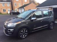 "Citroen c3 Picasso *selection* 2013 1.6 hdi 30000 miles full Citroen history ""Top spec"""