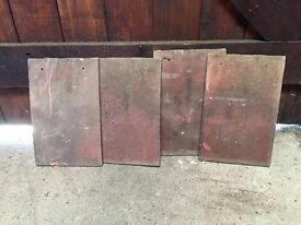 ROSEMARY ROOF TILES APPROX 250 USED TILES