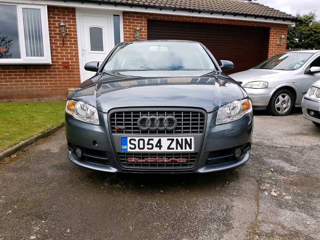 2005 audi a4 quattro s line b7 may p x for diesel in chapeltown south yorkshire gumtree. Black Bedroom Furniture Sets. Home Design Ideas