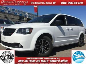 2014 Dodge Grand Caravan SXT | DVD | LOW KMS!