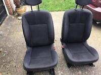Full set of seats. Mk 3 Renault Clio
