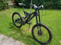 Norco A-Line downhill mountain bike