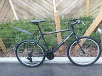Decathlon Btwin Rockrider 5.0 Youth/Mens bike frame 20.5 inches wheels 26 inches fully working